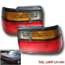 Fit 87 88 89 90 91 Toyota Corolla E90 AE90 Sedan tail Lamp Rear Light Pair