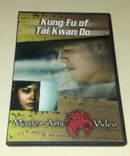 Kung Fu Of Tai Kwan Do - DVD - oop US pilot jumps into Japanese & escapes w/kung