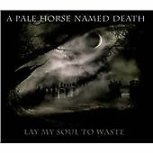A Pale Horse Named Death - Lay My Soul to Waste (2013)  CD  NEW  SPEEDYPOST