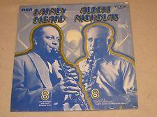 Barney Bigard Albert Nicholas Clarinet 16 Rare Recordings '69 RCA JAZZ BOP SS LP