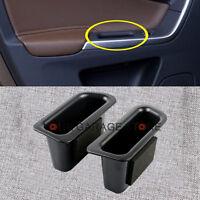 2x Hinten Für Volvo XC60 09-16 Innentürgriff Aufbewahrungsbox Lagerung L+R Türen