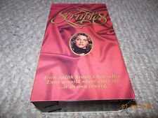 Lindsay Wagner movie VHS Collection Scruples Two Worlds of Jennie Logan Bionic