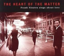 Heart of the Matter by Frank Sinatra CD DISC ONLY    #51