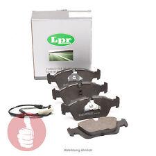 LPR Bremsbeläge mit ATE Warnkontakt für vorne BMW 3er E90 E91 E92 E93 1er E87