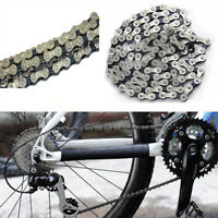 Bicycle Chain 6-7-8 Speed 116 Links For MTB Mountain Road Bike Steel Chain NEW