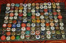 130 capsule biere ou soda kronkorken cervesa du monde toute differente lot X