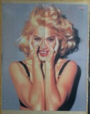 "MADONNA Original Vintage ""Okej"" Magazine Poster"