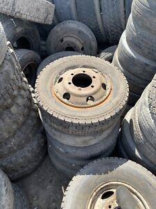 Ford Cargo 6 Stud 8.5R17.5 & 205/75R17.5 Wheels & Tyres
