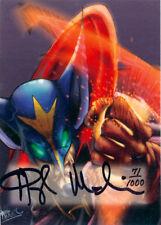 Battle of the Planets Autograph A-1 Angel Medina