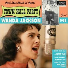 Wanda Jackson - Live at Town Hall Party 1958 [New Vinyl] Colored Vinyl, Extended