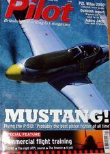 Pilot Magazine 2003 October P-51D Mustang,Jabiru J400,PZL Wilga,Ronaldsway