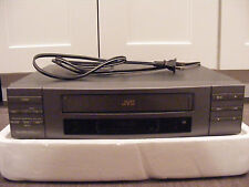 Jvc Vcr Hr-J200U for Repair or Parts - Sold As Is - No Remote