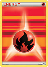 x4 Fire Energy - 76/83 - Common Pokemon Generations M/NM English