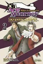 Miles Edgeworth: Ace Attorney Investigations 2, Capcom, Kenji Kuroda, Good Book