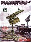 UMmt 1/72 646 WWII Soviet Coupled Anti-Aircraf Plant of Machine-Guns