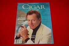 Cigar Aficionado Magazine JAMES WOODS~ MAY/JUNE 1997 Issue