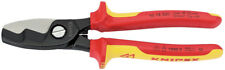 Vde Fully Insulated Cable Shears (200Mm) Draper 32023