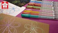 Sakura Gelly Roll Metallic Gel Ink Pens - Archival, Waterproof, Bleed Free