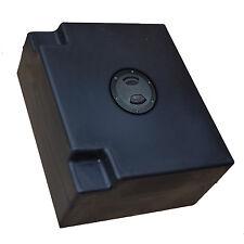 Fresh/Acque Reflue Cisterna Contenitore potabile Nero 77 L & Hatch-CAMPER/BARCA