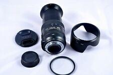 Nikon NIKKOR AF-S DX 18-200mm F/3,5-5,6G ED VR II Objetivo - Negro, con tapas