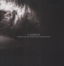 Hymn For The Greatest Generation - Caspian (2013, Vinyl NEUF)