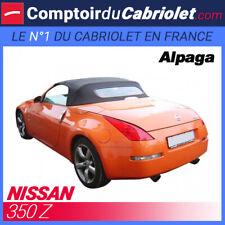 Capote Nissan 350 Z Cabriolet (2003 - 2009) - Tela Alpaca Automobili