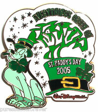 WDW St Patrick's Day 2005: Everything's Green Pluto Pin