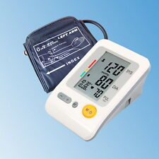 BLOOD PRESSURE MONITOR FOR UPPER ARM AUTOMATIC INFLATION WHO INDICATOR