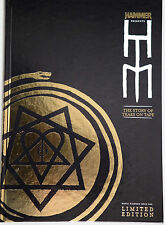 METAL HAMMER Limited Edit Hardback Magazine HIM: THE STORY OF TEARS ON TAPE @New