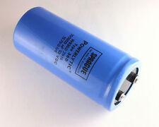 New Sprague 100000uF 10V Large Can Aluminum Electrolytic Capacitor mfd DC