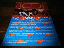LIGHTING SEEDS - Plan média / Press kit !!! DIZZY HEIGHTS !!!