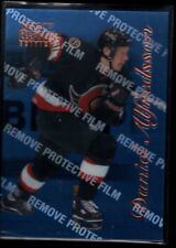 DANIEL ALFREDSSON 1996-97 Select Certified Blue PARALLEL 1 IN 50 PACKS #47 5A