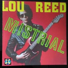 Lou Reed – Mistrial Cd 1988 Germany RCA – ND90253 Mint/Mint