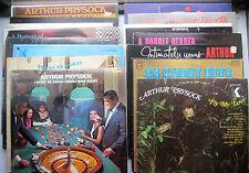 ARTHUR PRYSOCK Lot of 15 LP's LOT # 5312