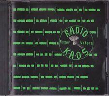 Roger Waters Radio K.A.O.S. Japan 1st CD 1987 32DP 781