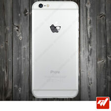 Sticker Autocollant Apple Iphone 4 5 6  Lot de 2X - LUNETTES CLASSES DESIGN IPH6