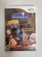 Ratatouille (Nintendo Wii, 2007) COMPLETE