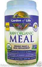 Garden of Life Raw Meal 28 Serves 908g Greens Organic Meal Replacement Shake 1 Vanilla