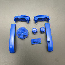 Nintendo Game Boy Advance GBA BUTTONS SET Bumper Shoulder R L A B D-Pad BLUE NEW