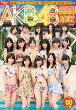 AKB48 So Senkyo! Mizugi Surprise Happyo 2017 2017 8/2 w/Poster AKB48