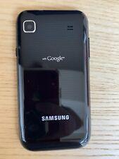 Samsung GALAXY GT-I9000 - 8GB - Metallic Black (Unlocked) boxed Smartphone