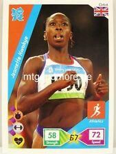 Adrenalyn XL London 2012 - #044 Jeanette Kwakye - Olympia