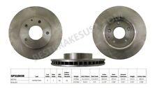 Disc Brake Rotor fits 2014-2014 Mazda 3  BEST BRAKES USA