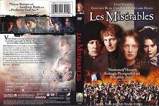 Les Miserables ~ DVD ~ Liam Neeson, Claire Danes (1998) SPHE