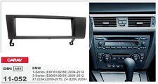CARAV 11-052 1Din Kit de instalación de radio BMW 3 E90; 1 E87; X1 E84; Z4 E89