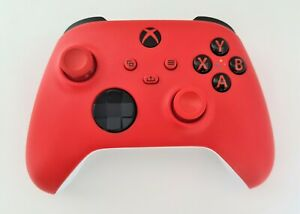 Xbox Series X One S Wireless Controller RED Pulse 1914