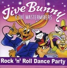 Jive Bunny & The Mastermixers Rock 'n' roll dance party (1995/2003) [CD]