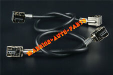 WIRE HID BALLAST KIT XENON D3S ADAPTER SOCKET WIRING HARNESS CONVERSION A PAIR