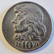 Polen / Polska / Poland - 10 Zloty - 1959 -  Kościuszko -  fast stgl / unc