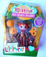 Lalaloopsy Mini Silly Fun House Ace Fender Bender MGA